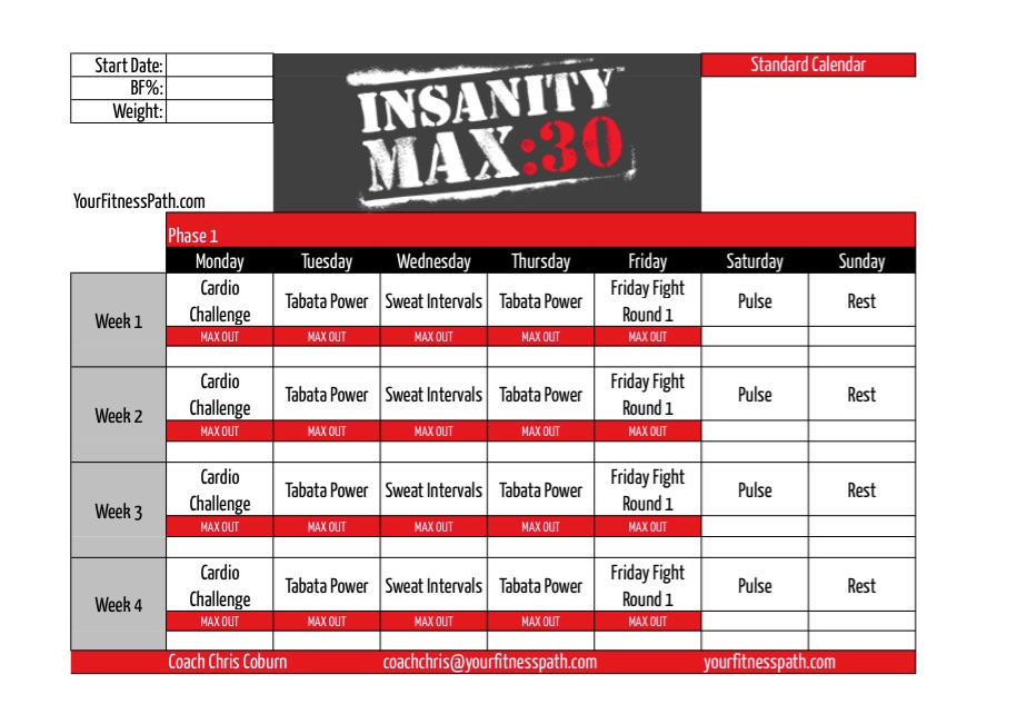 Insanity Max 30 Free Download Roulettefree